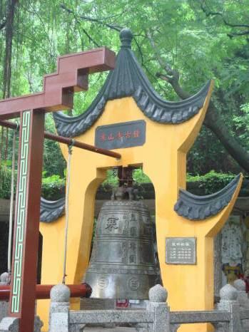 寒山寺的鐘
