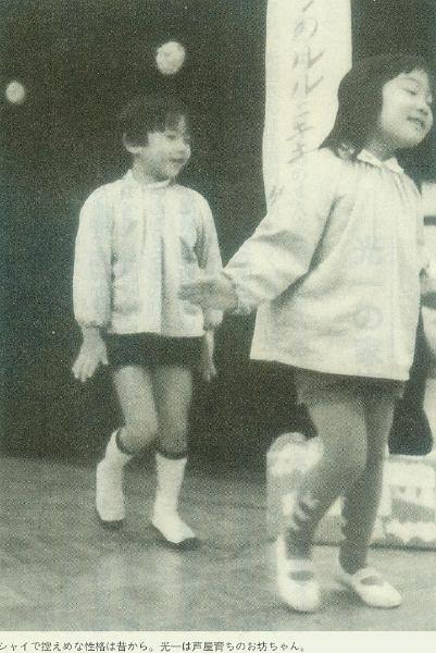 幼稚園戲劇中的主役