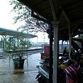 雨神帶來大雨