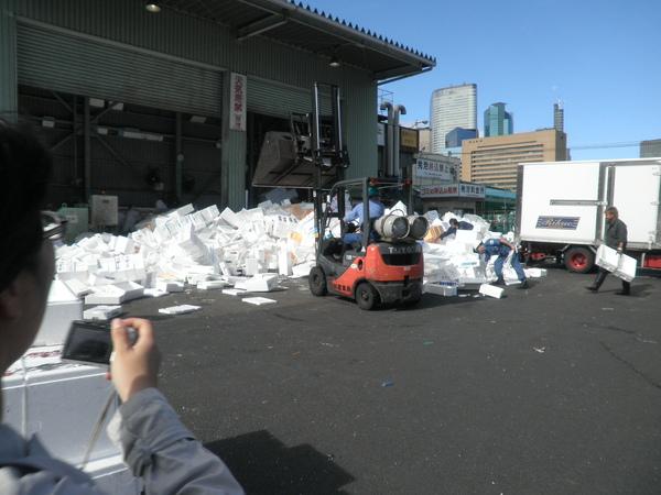 回收保麗龍