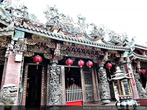 106.11.24 高雄鳯山-鳳邑城隍廟.JPG