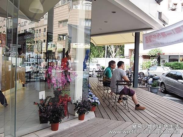 台中蝕印咖啡館 (4)