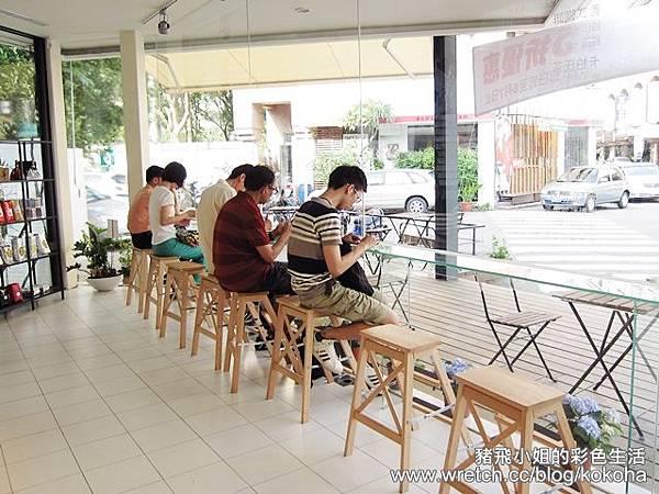 台中蝕印咖啡館 (18)