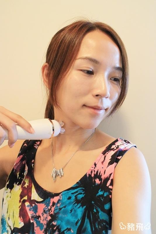 飛利浦淨顏煥采活膚SPA 美容儀 (12).JPG