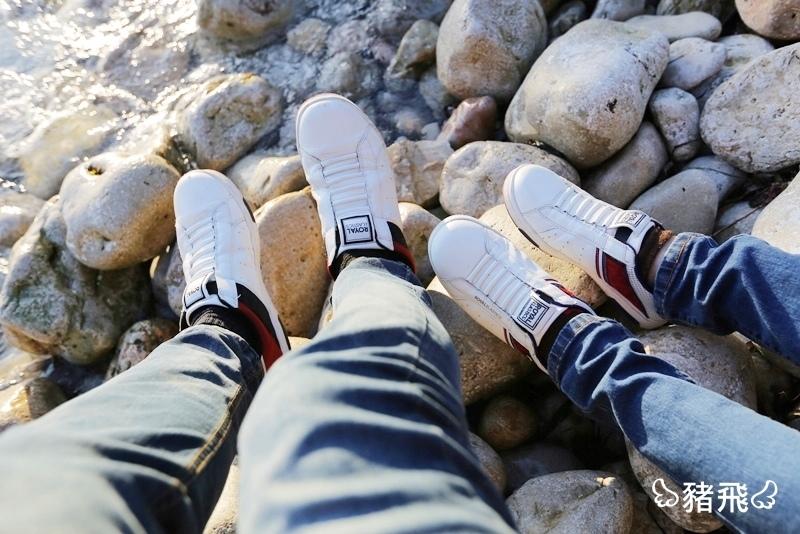 Royal Elastics情侶鞋 (20).JPG