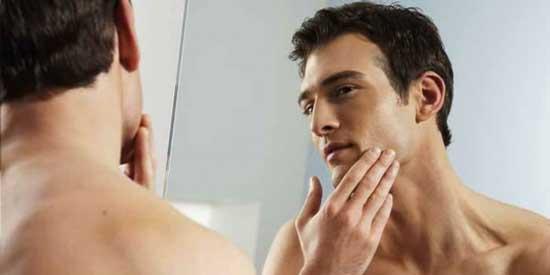 歌林-男人洗臉-過度清潔