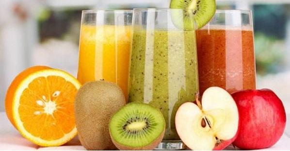 歌林-生活小知識-果汁食譜