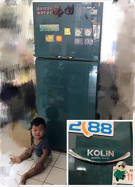 歌林230L雙門電冰箱-參賽者陳袁.jpg