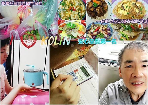 歌林230L雙門電冰箱-參賽者劉雲.jpg
