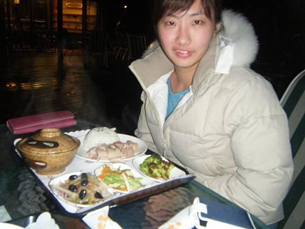 溫泉旅館的晚餐