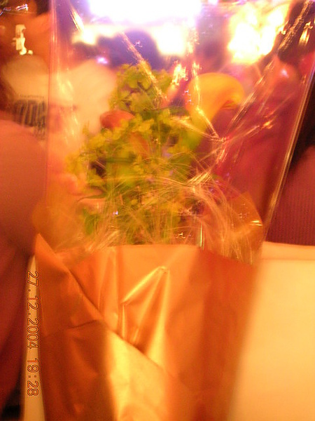 公主的花束