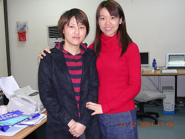 珍珍&秋萍