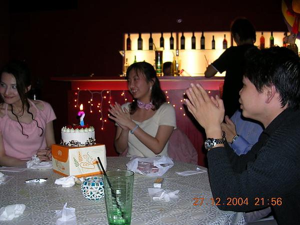 Happy Birthday to You~~~
