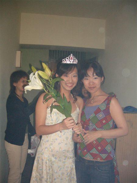 Shiho獻花