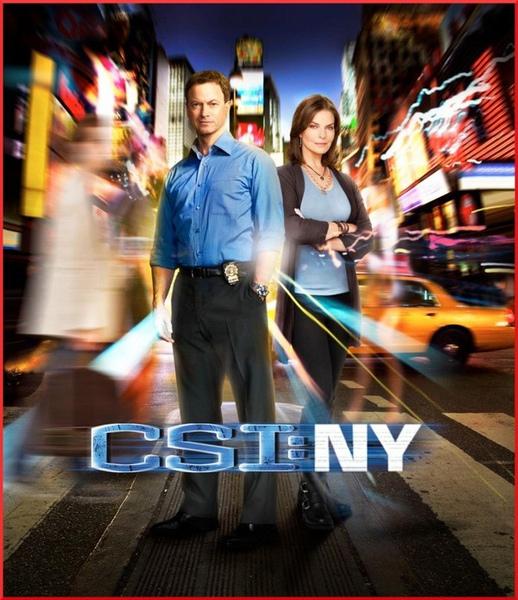 CSI: NY 第七季海報