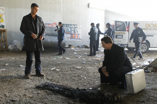 CSI: NY, 8.10 Clean Sweep