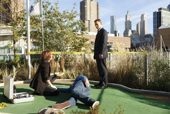 CSI: NY, 9.07 Clue: SI