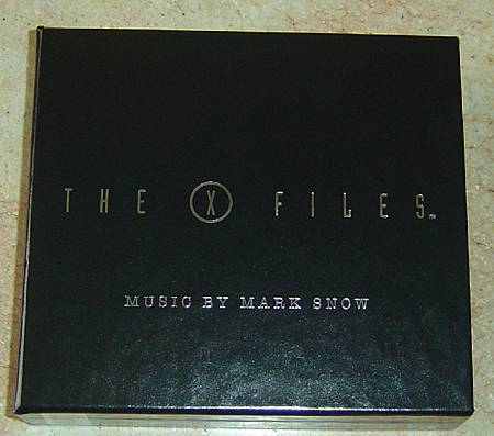 THE X-FILES: VOL. ONE: LIMITED EDITION (4-CD BOX SET)
