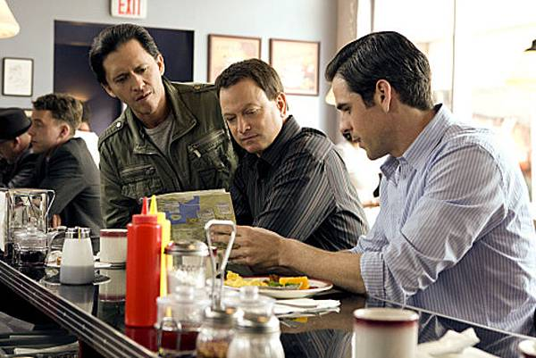 CSI: NY, 7.20 Nothing For Something