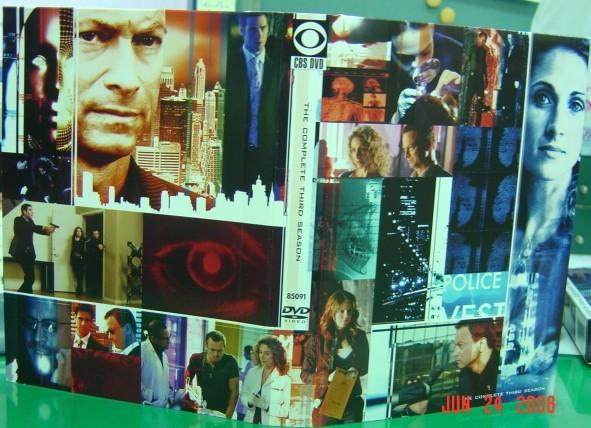DVD 背頁