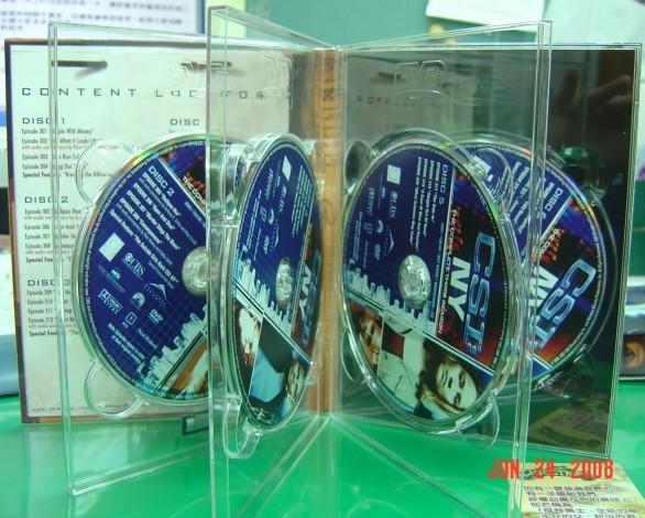 DVD 內頁