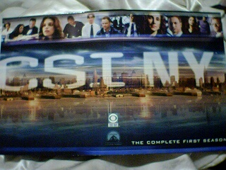 DVD 背面的海報
