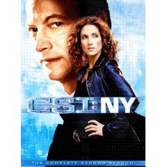 CSI: NY, S2 DVD BOX