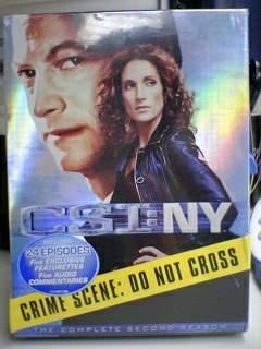 CSI: NY 第二季 正面照
