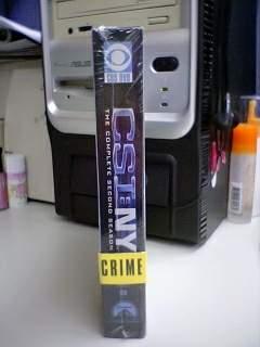 CSI: NY 第二季 側面照