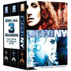 CSI: NY 一區 1-3 季