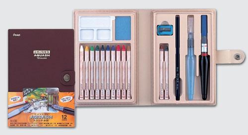飛龍牌速寫水彩色鉛筆12套裝(日本色)