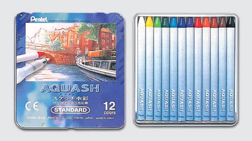 飛龍牌速寫水彩色鉛筆12色