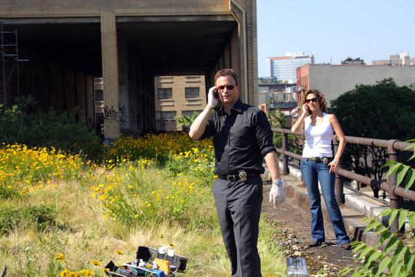 CSI: NY, 5x01 promo