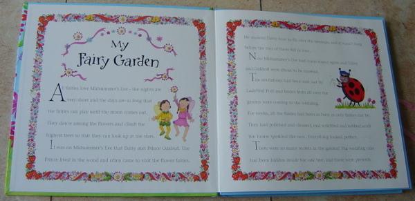 My Fairy Garden (Hardcover)