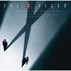 X-Files: I Want to Believe [SOUNDTRACK]