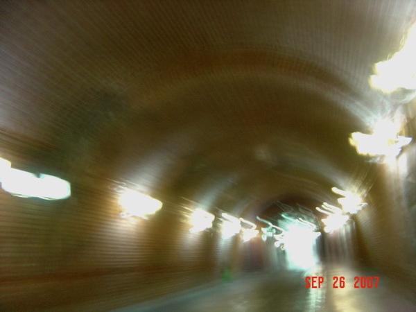東京都火車站地下道