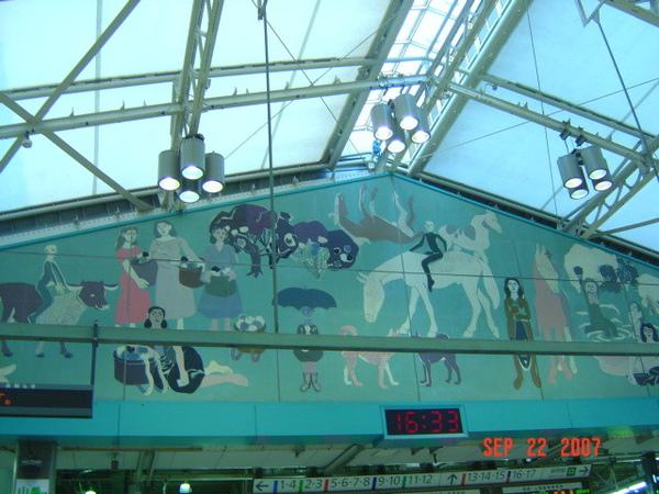 上野火車站