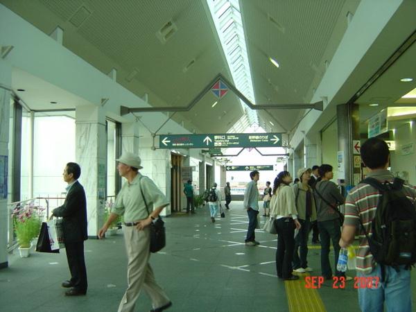 佐久平火車站