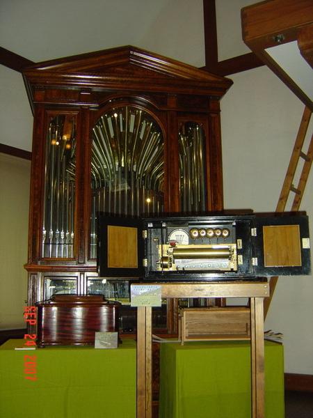 音樂盒博物館