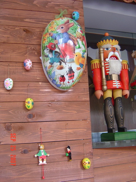 Erzgebirge玩具博物館