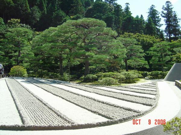 銀閣寺 6