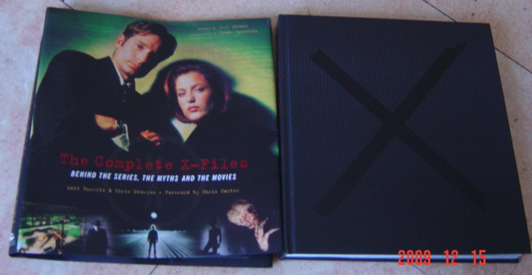 The Complete X-Files: Behind the Series the Myths and the Movies (Hardcover)