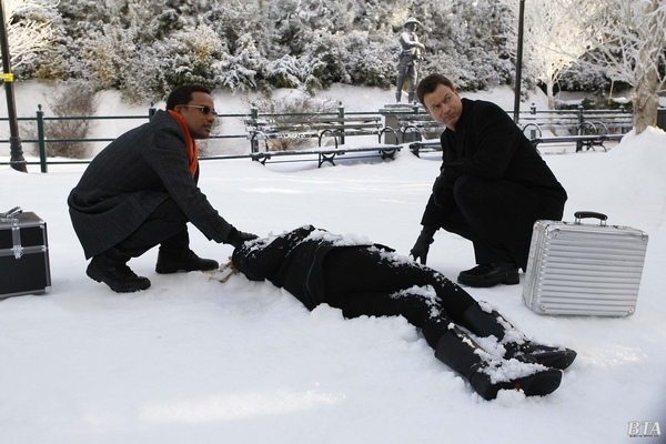 CSI: NY, 6.14 Sanguine Love