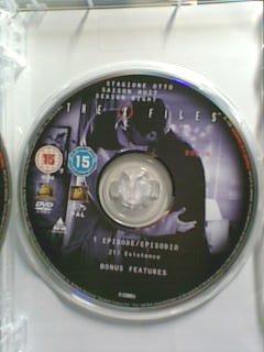 X 檔案 DVD