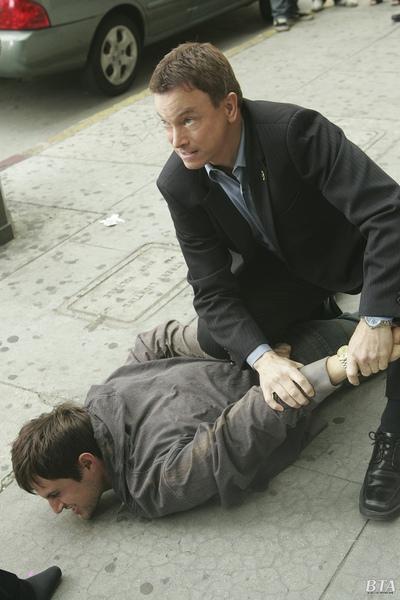 CSI: NY, 6.20 Unusual Suspects
