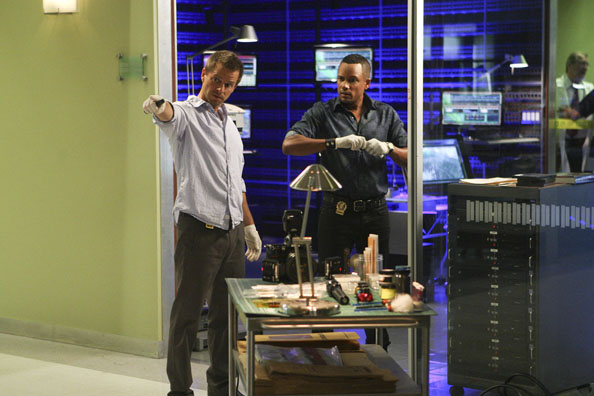 CSI: NY, 7.01