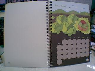 2011 MOS年曆