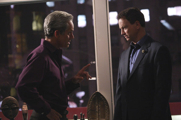 CSI: NY, 7.05 Out of the Sky