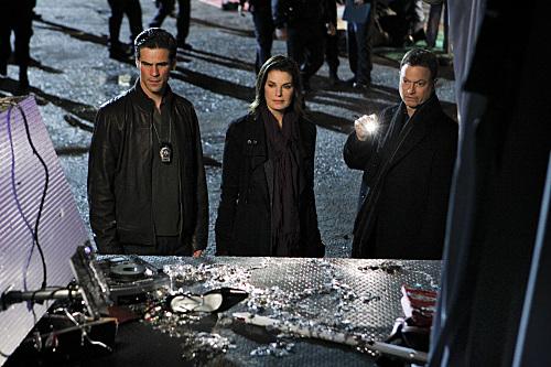 CSI: NY, 7.13 Party Down