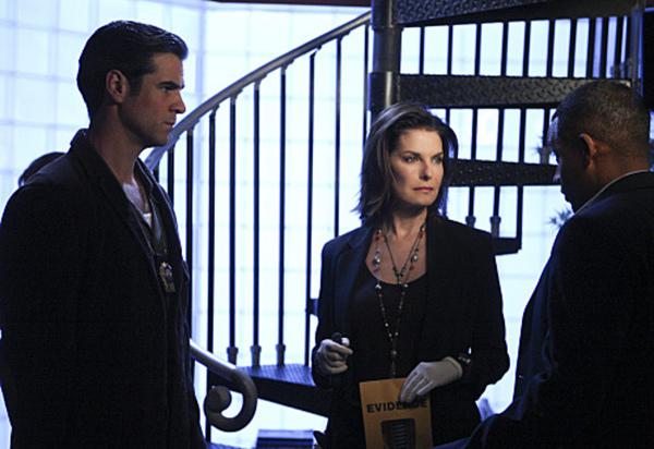 CSI: NY, 7.12 Holding Cell